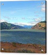 The Columbia River Acrylic Print