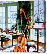 The Conservatory Acrylic Print