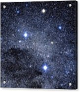 The Constellation Of The Southern Cross Acrylic Print