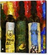 The Cook's Elixirs Acrylic Print