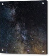 The Core Of The Milky Way Acrylic Print