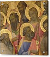 The Coronation Of The Virgin Acrylic Print by Lorenzo Monaco