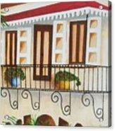 The Cottage Acrylic Print