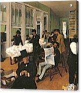 The Cotton Exchange Acrylic Print