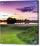 The Country Club Acrylic Print