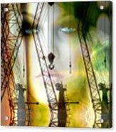 the Crane Affair Acrylic Print