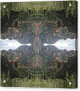 The Creator Within Acrylic Print
