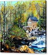 Glade Creek Acrylic Print