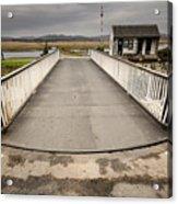 The Crinan Canal Acrylic Print