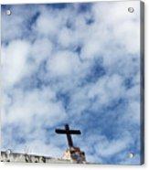 The Cross 2 Acrylic Print