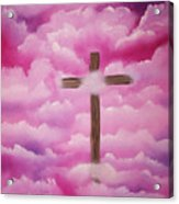 The Cross Of Redemption Acrylic Print