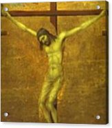 The Crucifixion 1311 Acrylic Print