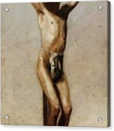 The Crucifixion 1880 Acrylic Print