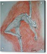 The Dancer Acrylic Print