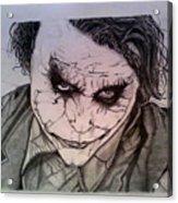The Dark Knight Acrylic Print