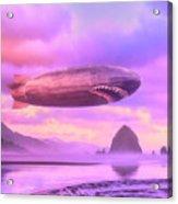 The Dawn Patrol Acrylic Print