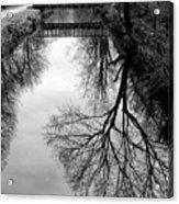 The Delaware And Raritan Canal Acrylic Print