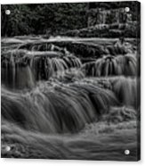 The Dells Of The Eau Claire Panoramic Acrylic Print