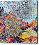 The Dendritic Tree Acrylic Print