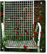 The Devils Chair Acrylic Print