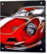 The Dino Acrylic Print