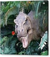The Dinosaurs Lunch Acrylic Print