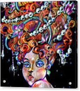 The Diva Acrylic Print