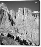 The Dolomites Acrylic Print