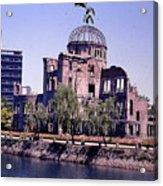 The Dome In Hiroshima Acrylic Print