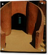The Door Of No Return On Goree Island Acrylic Print