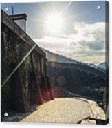 The Douro River Valley Acrylic Print
