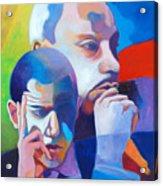 The Dream Acrylic Print by Glenford John