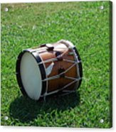 The Drum Acrylic Print
