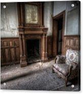 The Duchess Chair  Acrylic Print