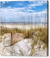 The Dunes Special Acrylic Print