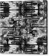 The Dwellings Acrylic Print
