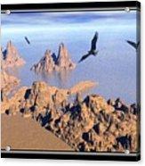 The Eagles Acrylic Print