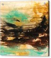 The East Mist Acrylic Print