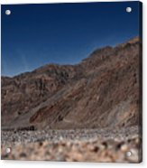 The Edge Of Death Valley Acrylic Print