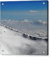 The Edge Of The Sky Acrylic Print
