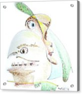 The Egg And I Acrylic Print