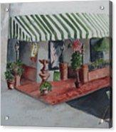 The El Camino Grill Acrylic Print