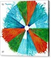 The Elements Acrylic Print