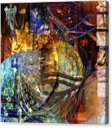 The Embers Of Memory Acrylic Print