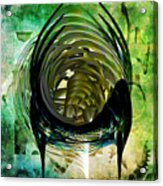 The Emerald Light  Acrylic Print