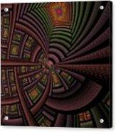 The Eschereschaton Acrylic Print
