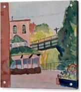 The Establishment North Chelmsford Acrylic Print