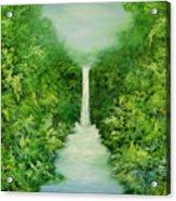 The Everlasting Rain Forest Acrylic Print