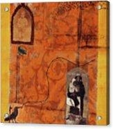 The Eviction Acrylic Print