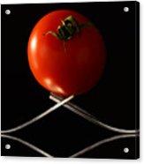 The Exposed Tomato Acrylic Print